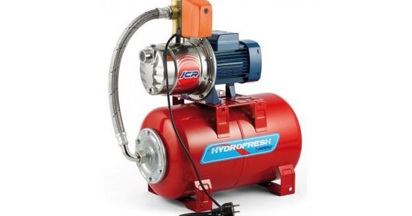 Vandens tiekimo sistema (hidroforas) PEDROLLO JCRM1A-24CL