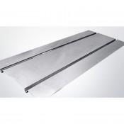 Aliuminio plokštės grindų šildymui