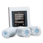 Danfoss LinkTM rinkinys (centrinis valdiklis ir 3  Connect termostatai)