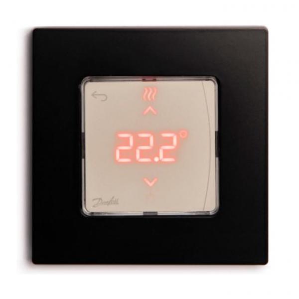 Kambario termostatas Danfoss Icon - programuojamas (Potinkinis)
