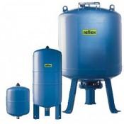 Išsiplėtimo indai Reflex geriamam vandeniui