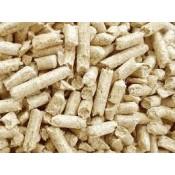 Šildymo kuras ( granulės , briketai , malkos )