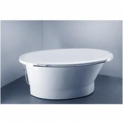 Akmens masės vonios Vispool