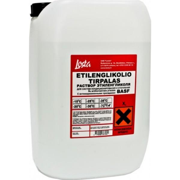 Etilenglikolio tirp. 5kg 50proc. su inhibitoriais (Tik šildym.sist.)