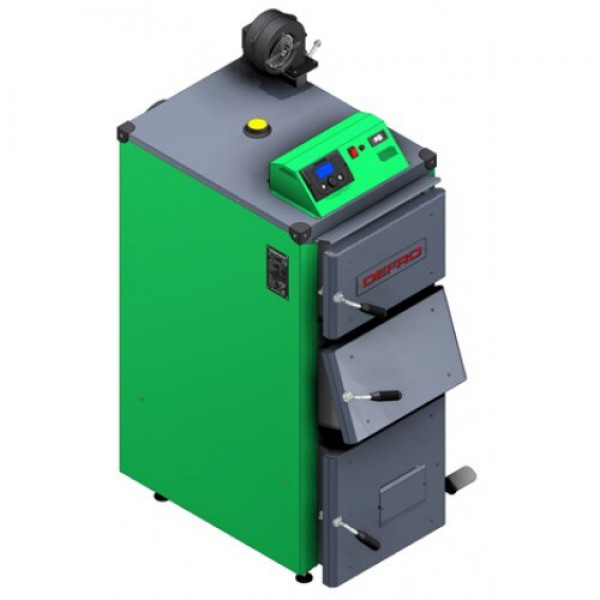 Defro KDR2 PLIUS 35 kW (Ventiliatorius + elektronika)
